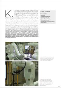 Pagina rivista We Robots