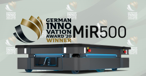 MiR500 German Innovation Award